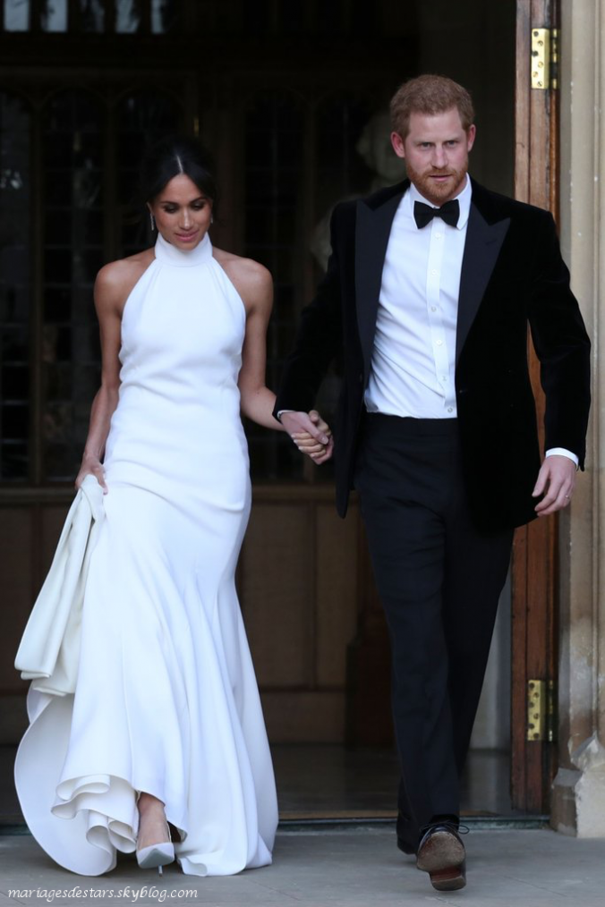 Harry Windsor & Meghan Markle
