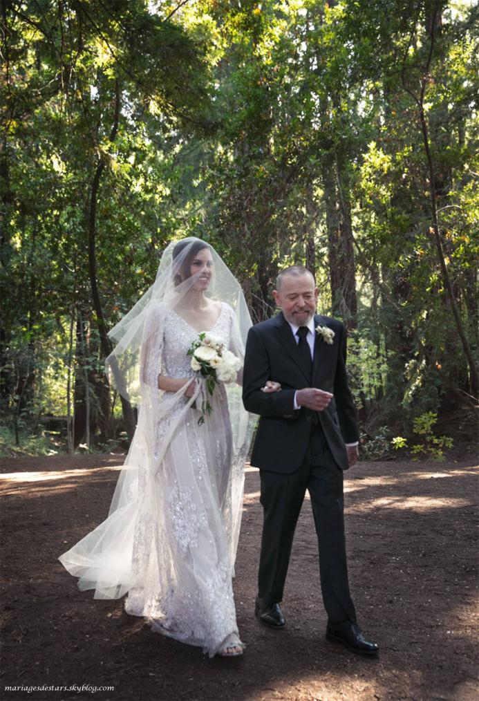 Hilary Swank & Philip Schneider