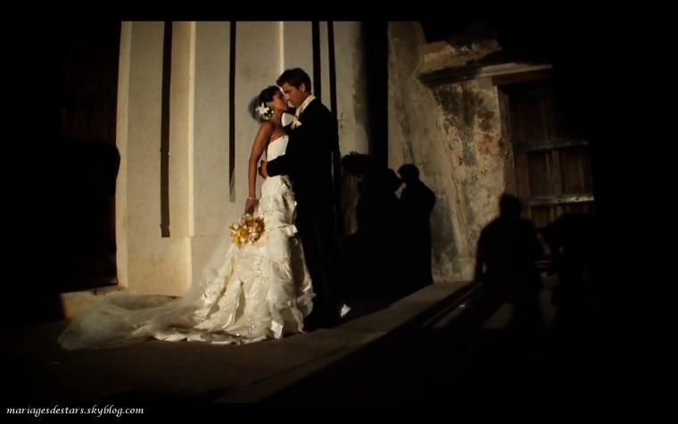 Roselyn Sanchez & Eric Winter