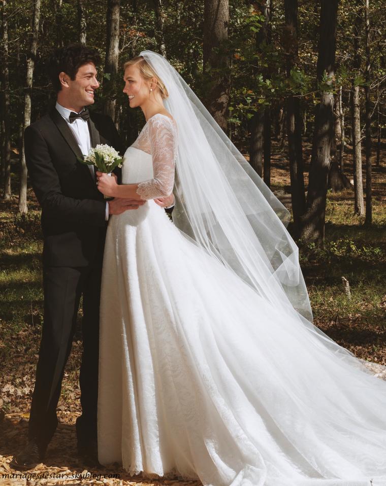 Karlie Kloss & Joshua Kushner