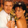 Victoria Adams & David Beckham