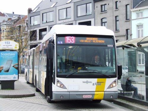 Bus 5055.