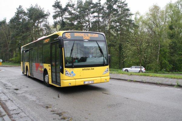 Bus 6731.