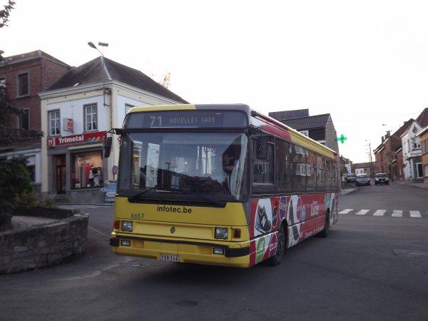 Bus 6657.