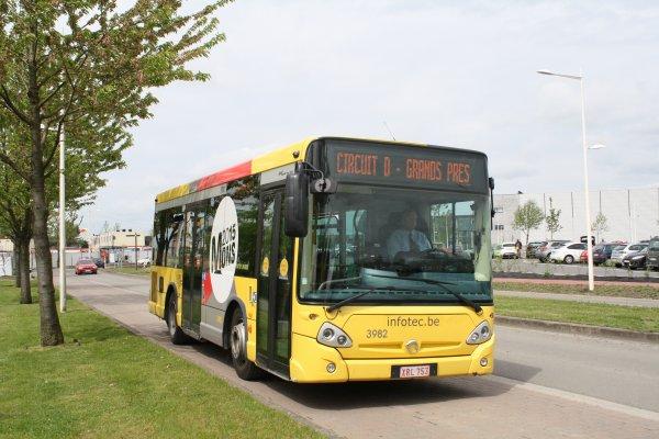 Bus 3982.