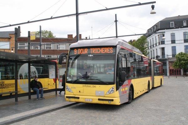 Bus 3106.