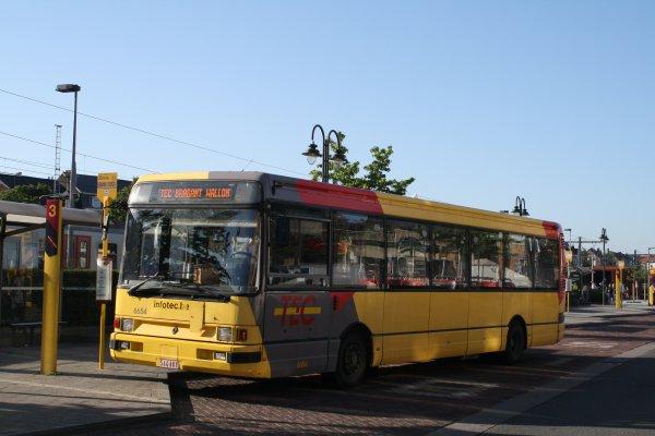 Bus 6654.