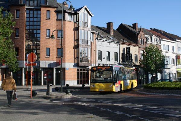 Bus 6733.