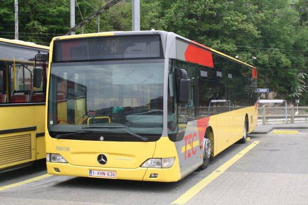 Bus 558136.