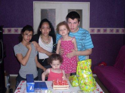 Mes 5 enfants