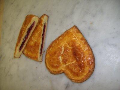 les pâtes friables