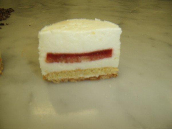 les petits gâteaux et petits fours frais
