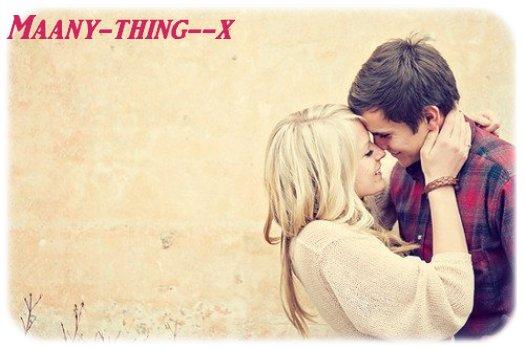 Maany-thing--x      ~ On ne batie pas son bonheur sur le malheur des autres.