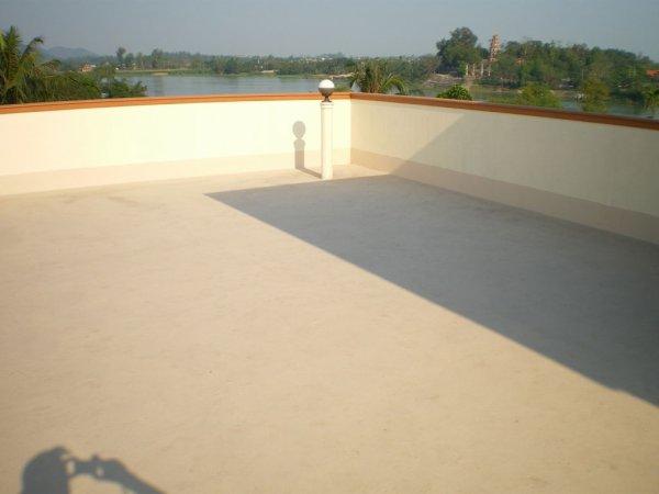 Étanchéité De Toiture Terrasse Avec Ou Sans Pente Sous Et Sur
