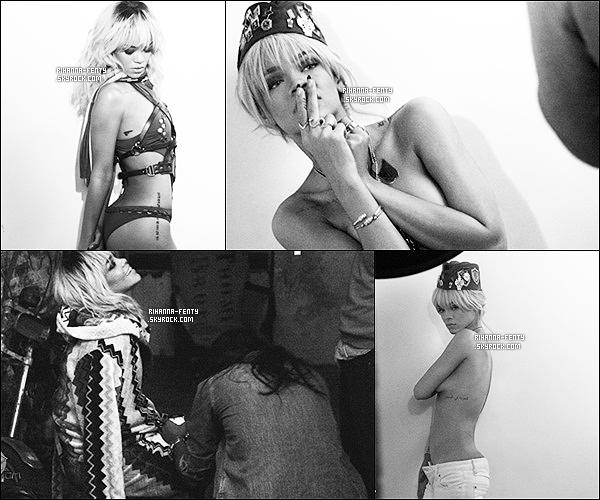 Rihanna figurera en couverture de l'édition de juillet du magazine « Esquire UK ».