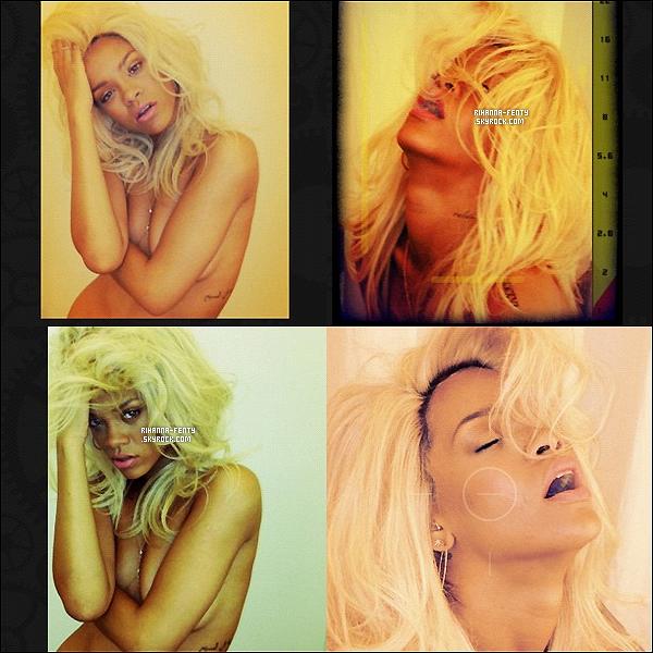 Découvrez des photos inédites, issues du nouveau parfum de Rihanna « Nude ».