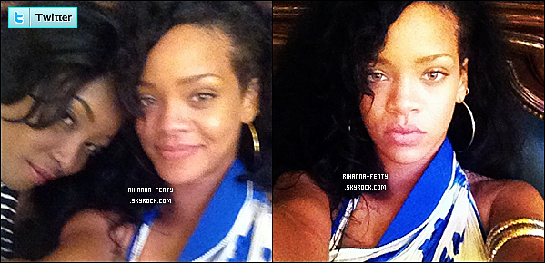 29.07.2012 : Rihanna à été aperçue dans la ville de Monaco pour faire du shopping.