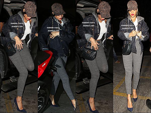 Rihanna Fenty sera l'invitée d'honneur d'une fête d'Halloween à Los Angeles.Rihanna sera présente le mercredi 31 Octobre à une fête d'Halloween en son honneur, baptisée « Rihanna's Halloween Costume Ball 2012 ». Elle se déroulera au Greystone Manor Supperclub à Los Angeles.