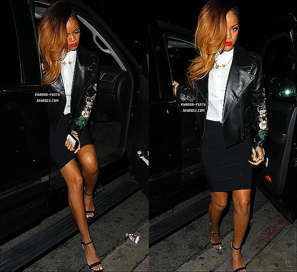 Découvrez toute l'histoire de Nabil ; Ayem ; Chris Brown ; Karrueche ! Vos impression ?   20 JANVIER 2013 - R. Rihanna Fenty à été aperçue arrivant au club « Greystone Manor » à Los Angeles..