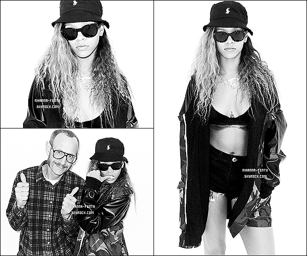 PHOTOSHOOT :Ce shoot avait été réaliser pour le magazine Rolling Stone par Terry Richardson.