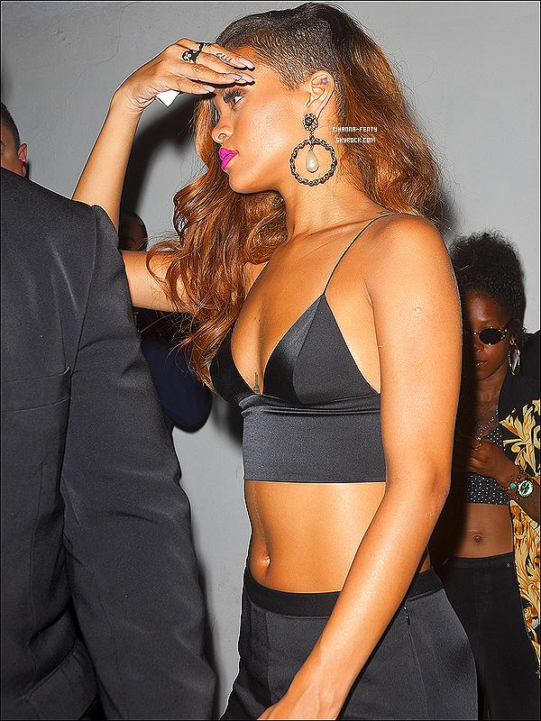 _ 20 Avril 2013 : Notre Rihanna Fenty s'est rendue au club « Cameo » à Miami avec sa meilleur ami Melissa. - Top ?  -