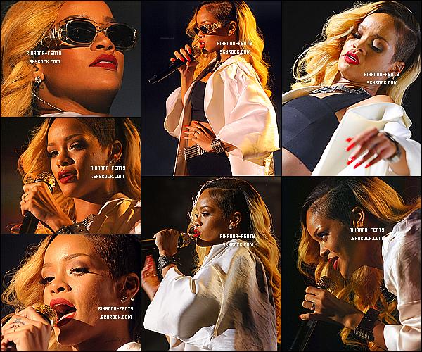 _ 24/05/13 : Rihanna Fenty a donné un concert  au « Mawazine Festival » à Rabat, au Maroc. - Top or flop ?  -