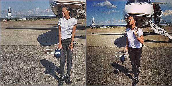 _ 28/07/13 : Rihanna Fenty a été photographié alors qu'elle quittait son hôtel à Helsinki, en Finlande. - Top or Flop? -