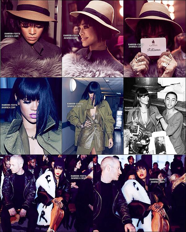 ♫ Découvrez les photos que Rihanna a posté dernièrement sur son compte Instagram.