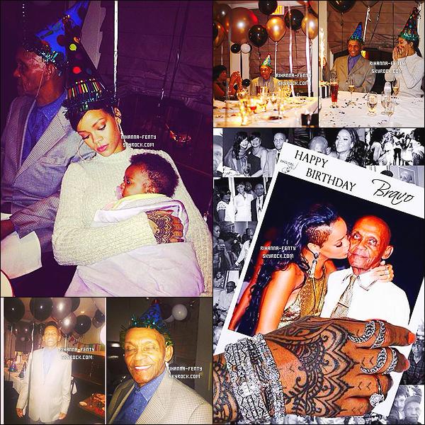 03/11/2014 : Rihanna Fenty a été photographiée alors qu'elle se rendez au restaurant « Nobu » à New York .  Que pensez-vous de la tenue de notre chère Rihanna ? c'est un TOP ou bien FLOP. N'hésitez pas à me faire parvenir vos avis.