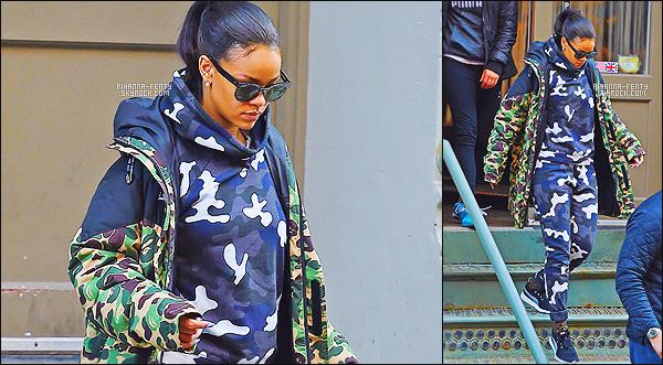 '  18/03/2015 - Rihanna a été photographié alors qu'elle quittait la salle de gym à New York. Qu'en pensez vous ?  '