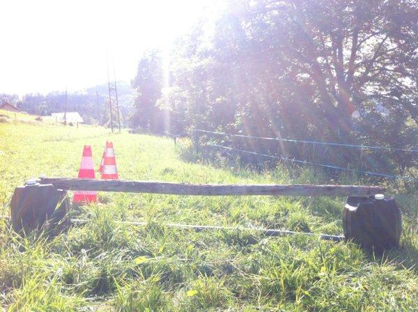 Obstacles : Les Bidons !