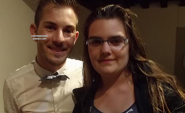 22 juin 2013, ma troisième rencontre avec Thomas, une date inoubliable..