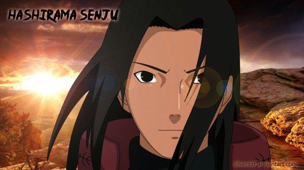 Présentation : Hashirama senju