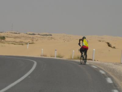 Qui a dit que le désert était plat !