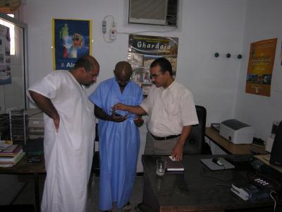 Rencontre à Ghardaïa