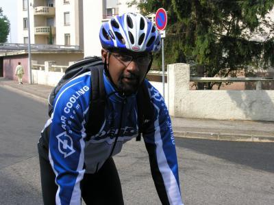 Une virée à vélo près de Lyon - Capitale des Gaules