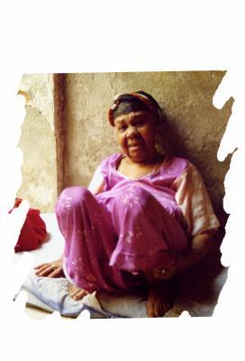 Hommage à Nana, ma grand mère maternelle !