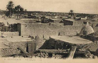 Touggourt à l'époque coloniale