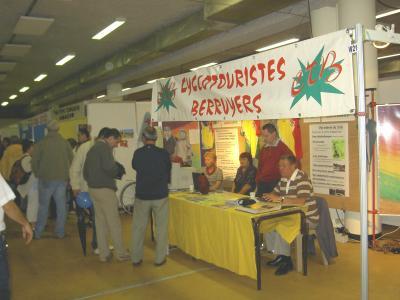 Portes ouvertes des associations à Bourges (Sept. 2007)
