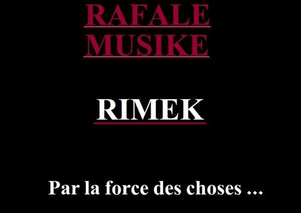 Rimek - ya des jours (2012)