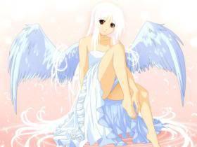 manga robes blaches