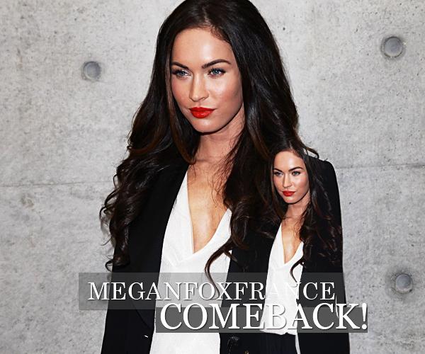 La meilleur et la plus complète source sur Megan !