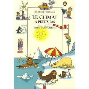 Titre: Le climat à petits pas