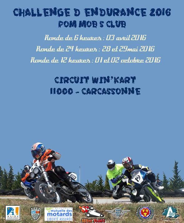 retrouvez nous au circuit de win Kart  A  Carcassonne