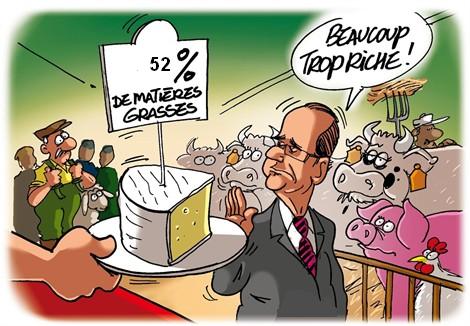 52% Matiere Gr Hollande élu Président