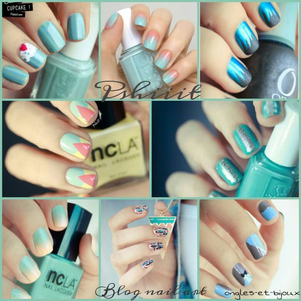 Pshiiit, blog nail art...