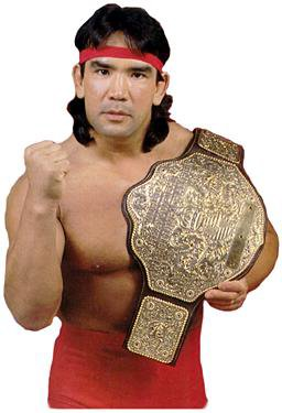 "Ricky "" The Dragon "" Steamboat"