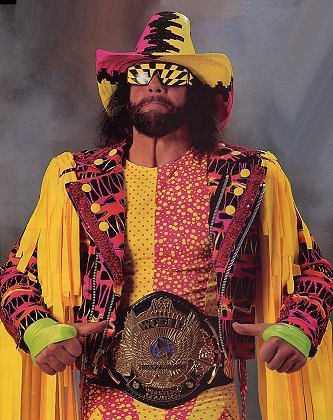 """ Macho Man "" Randy Savage"
