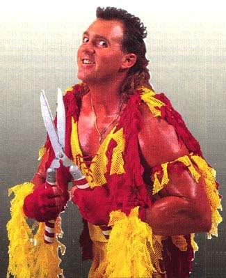 "Brutus "" The Barber "" Beefcake"