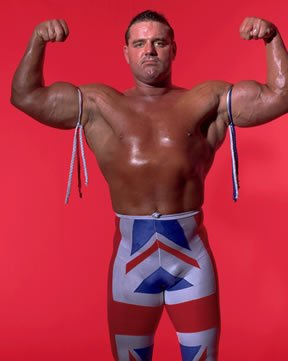 """The British Bulldog"" Davey Boy Smith"